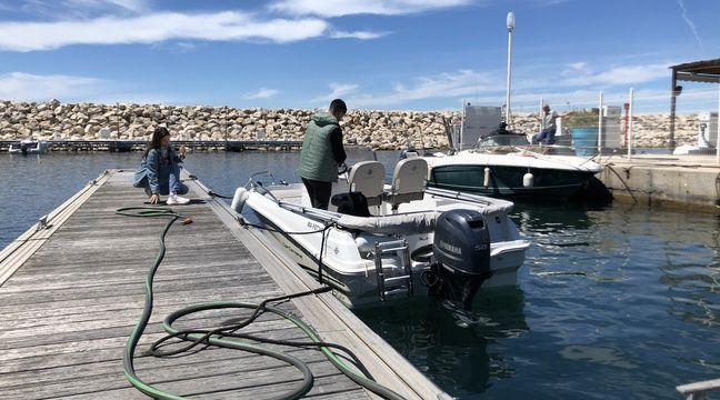 Les premiers retours en mer à Marseille, « on retrouve notre liberté »