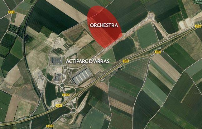 Orchestra s'implante dans l'Actiparc d'Arras.