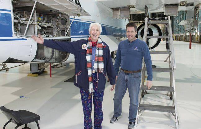 648x415 wally funk 82 ans fera partie voyage espace bord vol societe blue origin 20 juillet