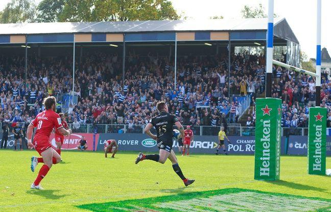Rugby: Bath veut rejouer le match contre Toulouse parce que l'arbitre a sifflé «deux secondes avant la fin»