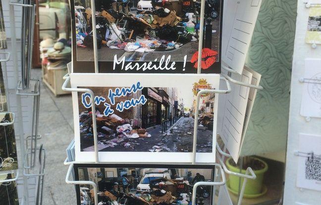 Bisous des poubelles marseillaise