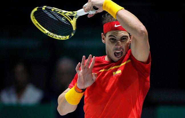 Coupe Davis : Nadal « ne voit pas d'autre solution » que de fusionner la Coupe Davis et l'ATP Cup
