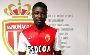 Kevin N'Doram rejoint l'effectif pro de Monaco.