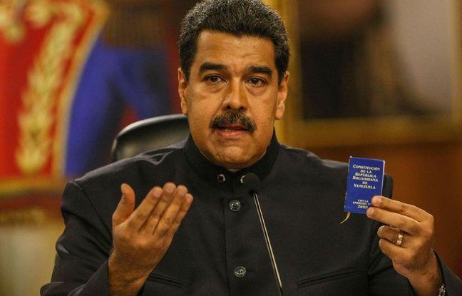 VIDEO. Venezuela: Maduro chante «Despacito» pour promouvoir son Assemblée constituante, Luis Fonsi lui répond