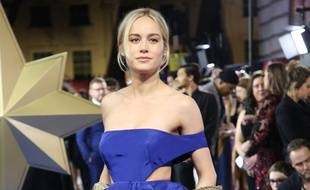 L'interprète de la super-héroïne Captain Marvel, Brie Larson