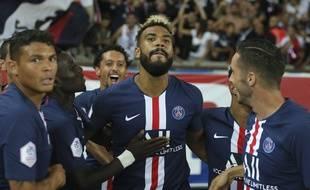 Eric Maxim Choupo Moting a inscrit un doublé lors de PSG-Toulouse (4-0), le 25 août 2019.