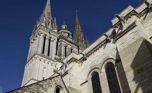 La cathédrale d'Angers