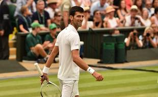 Nole file en finale de Wimbledon après avoir battu Rafa Nadal