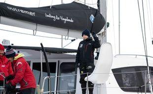 La jeune militante écologiste suédoise Greta Thunberg a quitté, le 13 novembre 2019, les Etats-Unis à bord d'un catamaran.