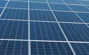 Une expérimentation va être lancée sur un plan d'eau alsacien avec des panneaux solaires lacustres, soit flottants.