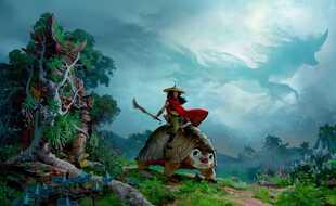 «Raya et le dernier dragon» de Don Hall et Carlos Lopez Estrada