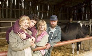 La famille Bélier du film éponyme.