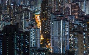 Un appartement s'est vendu 156.000 € du mètre carré à Hong Kong (illustration).