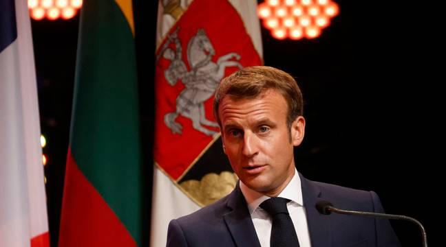 Macron promet à la cheffe de l'opposition biélorusse son aide avec Minsk