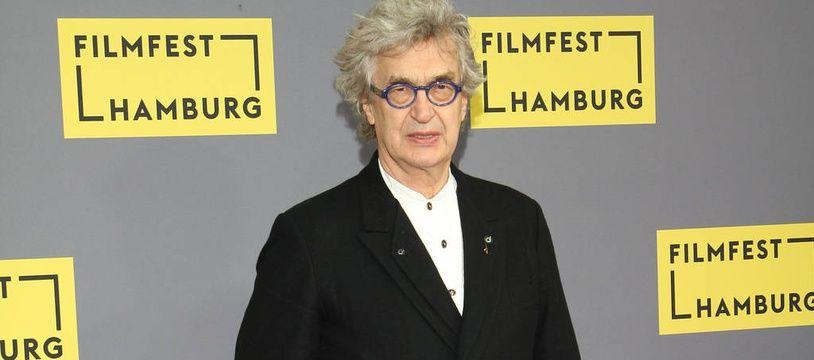 Le réalisateur Wim Wenders