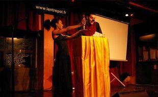 Remise des prix Pinocchio 2009, par l'association Les Amis de la Terre.