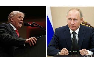 Rencontre sous haute tension en marge du G20 entre le président américain Donald Trump et son homologue russe Vladimir Poutine.