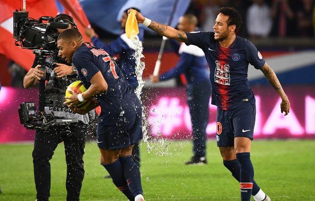 PSG-Monaco: Ce que nous dit l'absence de fête pour le titre sur le Paris Saint-Germain