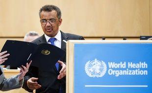 L'Ethiopien Tedros Adhanom Ghebreyesus a été élu mardi 24 mai directeur général de l'Organisation mondiale de la santé (OMS).