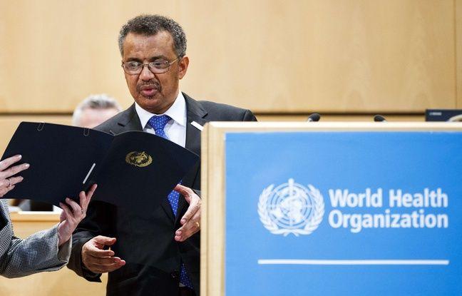 648x415 ethiopien tedros adhanom ghebreyesus elu mardi 24 mai directeur general organisation mondiale sante oms