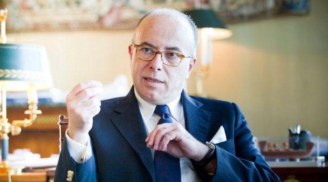 Bernard Cazeneuve, le ministre du Budget dans son bureau à Bercy le 19 juin 2013 – V.Wartner/20 Minutes