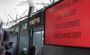 Une cinquantaine de vols a été annulée après l'intrusion en voiture d'un individu sur les pistes de l'aéroport de Lyon Saint-Exupéry
