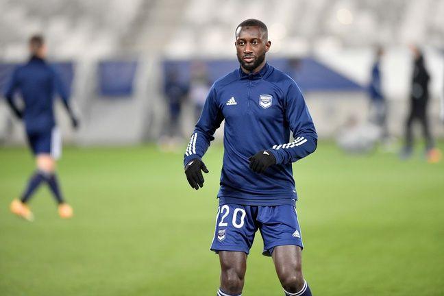 Youssouf Sabaly a retrouvé tous ses moyens cette saison avec les Girondins.
