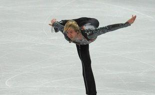 La star russe Evgeni Plushenko, qui avait déjà fait un break après son titre olympique en 2006 pour revenir en 2010, fait à nouveau son retour après une pause de deux ans, lors des Championnats d'Europe de patinage artistique, de mercredi à samedi à Sheffield.