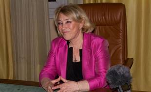 Maryse Joissains-Masini, en 2014.
