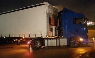 La saisie a eu lieu dans un camion interpellé sur l'A39 en Franche-Comté.