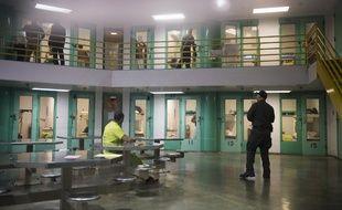Illustration d'une prison américaine