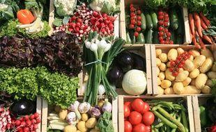 Sensibilisation des enfants pour une consommation régulière de fruits et légumes à Paris