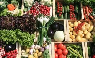 La plateforme communautaire www.potager-pap.fr permet de vendre des fruits et légumes en petite quantité et à des pris en dessous du marché, à des particuliers.