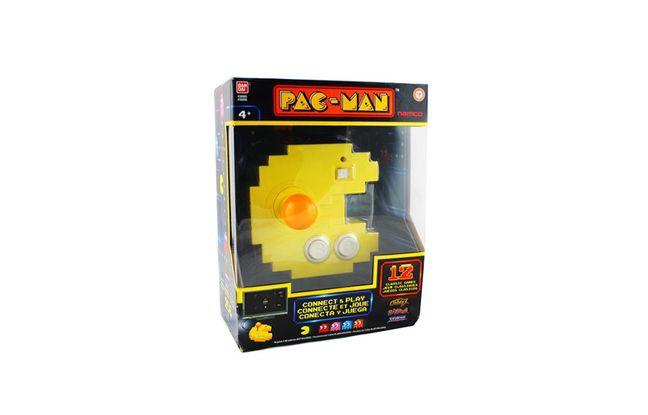 Pour son Black Friday, la Fnac propose 25 euros de remise sur la console Pac-Man.