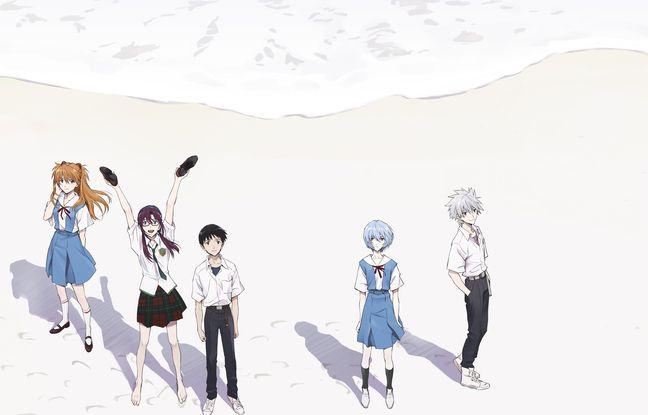 Bye bye Shinji, Rei, Asuka, Kaworu... et merci pour tout
