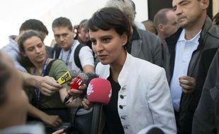 """Najat Vallaud-Belkacem, porte-parole du gouvernement, a assuré lundi que le budget 2013, qui sera examiné vendredi en Conseil des ministres, était """"le plus difficile"""" à bâtir de la Ve République."""