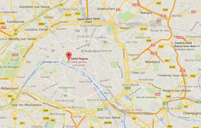Emploi Maitre D Hotel Paris
