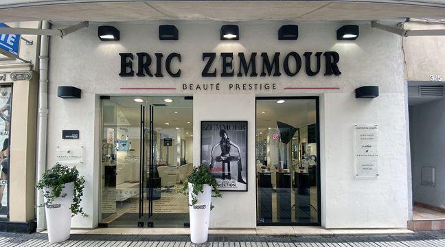 Nice : Eric Zemmour, coiffeur azuréen, « remet les choses au point »
