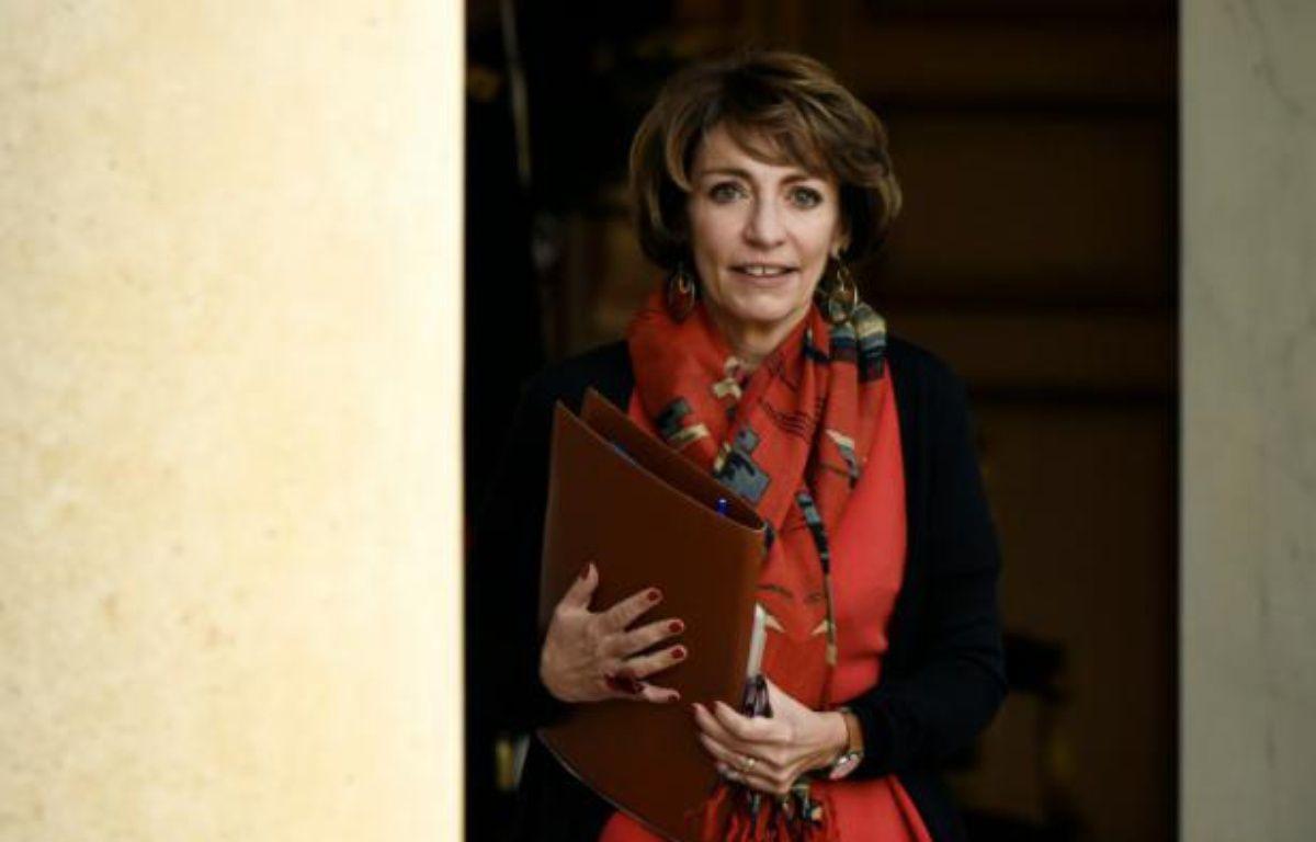 La ministre de la Santé, Marisol Touraine, le 5 novembre 2015 à Paris – LIONEL BONAVENTURE AFP