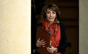 La ministre de la Santé, Marisol Touraine, le 5 novembre 2015 à Paris