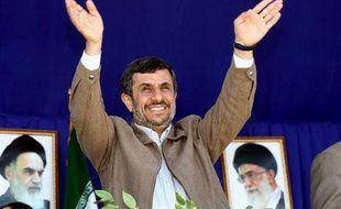 Le président Mahmoud Ahmadinejad le 6 octobre 2011.