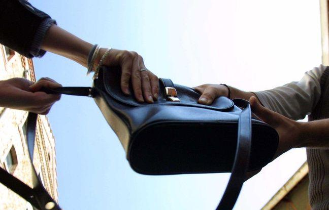 Toulouse: Son passager arrache le sac à main d'une mamie, le conducteur écope de 18 mois de prison ferme