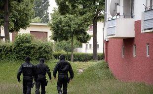 Plusieurs personnes soupçonnées d'avoir séjourné en Syrie ont été arrêtées lors d'une opération antijihadiste menée par le Raid et le groupe d'intervention de la police nationale le 13 mai 2014 à Strasbourg