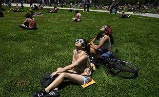 Une éclipse solaire partielle avait eu lieu en Argentine l'année dernière. (archives)