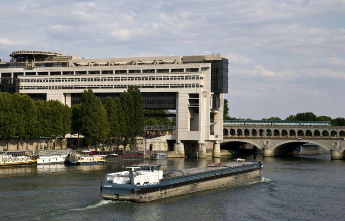 Le ministère de l'Economie et des Finances, le 3 août 2015 à Paris – KENZO TRIBOUILLARD AFP