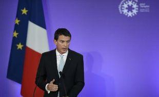 Manuel Valls le 19 octobre 2015 à Paris