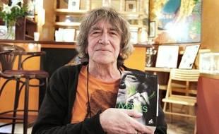Howard Marks, à Paris le mercredi 16 mars 2011, pour la réédition de son autobiographie Mr.Nice