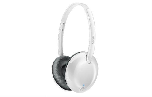 Pour moins de 50 euros, le casque Flipe de Philips offre un bon compromis entre petit prix et qualité audio.