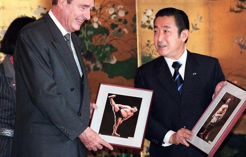 Japon: De Mitterrand à Macron, retour sur les visites des présidents français dans l'Archipel