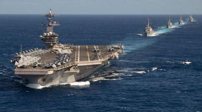 Coronavirus aux Etats-Unis : Trois marins testés positifs sur un porte- avions en mission